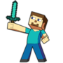 Minecraft Steve by TheIYouMe