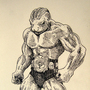 #067_Machoke by Manguinha