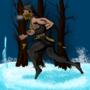 MK X scorpion by unioctopegacorn