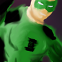 Green Lantern by IAMMIllustrations