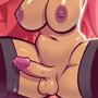 Commission: Natsuki by SpeedoSausage