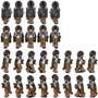 Hero Sprite Sheet by FireMinstrel