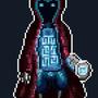 Cyberpunk Character by ArcadeHero