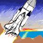 Rocket by jonadrew