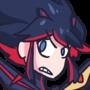 Ryuko by TheUnseriousguy