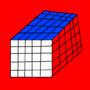 5x5x5 Rubik's Cube by Iwillcube