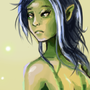Elf girl by FLASHYANIMATION