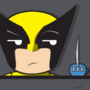 pocket sassy wolverine by Grim-gate