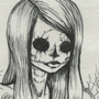 An old creepy sketch by bella-art