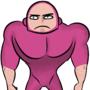 Pink Guy by Okeeday