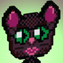 Pixel Cat! by jenninexus