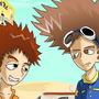 Digimon Breaking Bad by Tahkyn