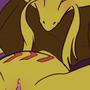 Pokemon Triptych by DragonTherapist