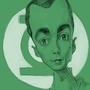 Sheldon Cooper Caricature by SamJonesIllustrator
