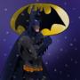 REdraw of Batman by Sheldonmap31