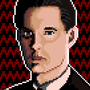 Dale Cooper by ArcadeHero