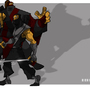 Ninjas by RickMarin