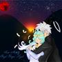 Ashkally & Vampire of Gaia by Taoma