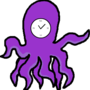OctopusClock by IndustrialIndustries