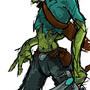 Zombie! by EyeSeaThings