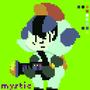Character Pixelart by MysticPandah