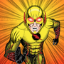 Reverse Flash Colored