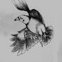 Le corbeau by miliade