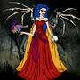 Witch OC by GunRaider