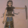 Enemy Female Design by jflo777