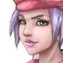 OC - Ame Kaminari - v. sci-fi by TrueThunderCraft