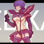 Elika Senketsu by HOLIMOUNT2