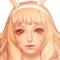 maid with flaxen hair
