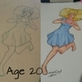 Improvement of 4 years by AngelsDead
