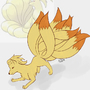Ninetails by kgbm