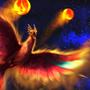 Phoenix. by amejia1924