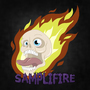 SampliFire Logo 2.0 by INTRIKIT437