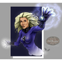 Sue Storm by billtheartist