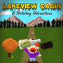 Lakeview Cabin Fan Art by KingSid1412