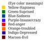 eye color means by lilluke9