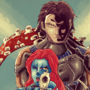 Dragon x Mystique by Davidid