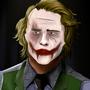 Joker...Why So Serious by KingSid1412