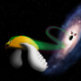 INTERGALACTIC FLYING TACO by TechniSean