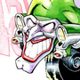 Joker-Fink! by DeathRayGraphics
