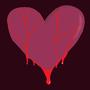 The Bleeding Heart by doodlebotART