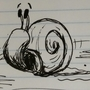 Timmy the Snail Wins the Race by RadishClock