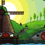 fantasy: hobbit village by Ultimo-Indie-Games