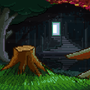 fantasy: forest with faces by Ultimo-Indie-Games