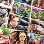 Copic Avengers 228 Stickers by danomano65