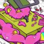 GameBoy candy overload by Overcesium