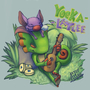 Yooka and Laylee by Art5yman
